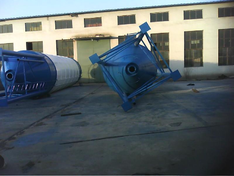 供应水泥存储设备