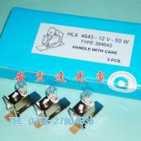 供应欧司朗12V50W卤素灯泡,显微镜灯泡。