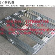 双层防滑型1010镀锌带钢卡板图片
