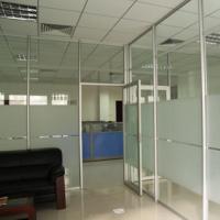 供应苏州内置百叶玻璃隔断销售