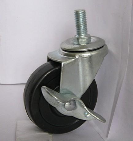 3寸橡胶轮图片/3寸橡胶轮样板图 (1)
