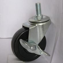 泰雅达优质3寸橡胶扁轮3寸橡胶轮价格表