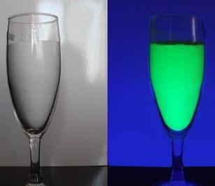萤光粉图片