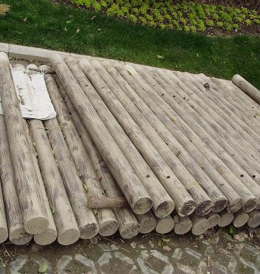 水泥仿木纹图片/水泥仿木纹样板图 (3)