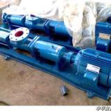 供应G70-1系列单螺杆泵/不锈钢泵/高粘度泵/船用螺杆泵G70