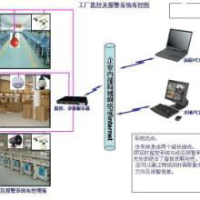 供应武汉工厂仓库生产车间远程网络视频监控系统批发