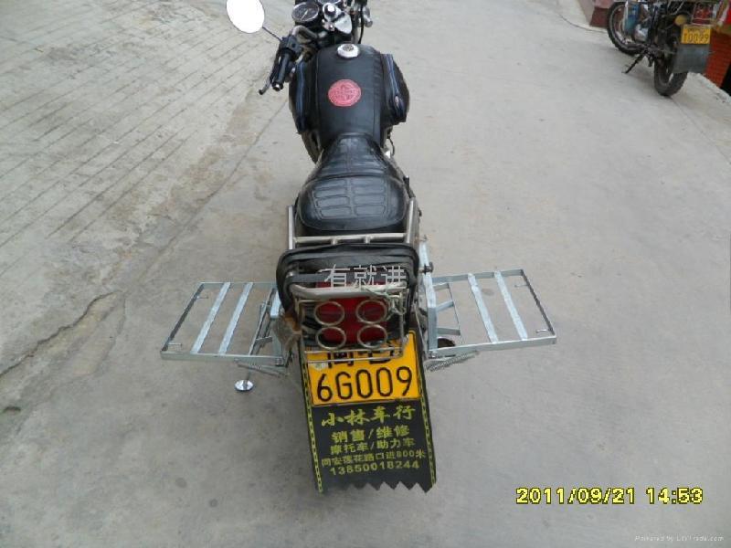 供应摩托车载重货架