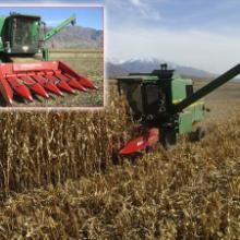 供应二手收割机进口清关流程/二手农业机械进口报关公司