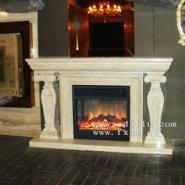 成都华纳丽尊酒店KTV伏羲壁炉设计图片