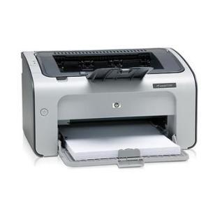 福田惠普1007打印机加碳粉图片