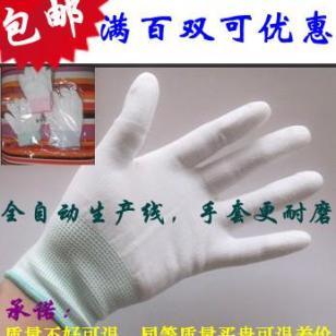 13针尼龙手套13针尼龙PU涂指图片