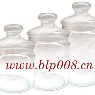 玻璃盖玻璃瓶图片