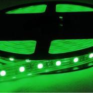 5050软灯条绿光一米60灯图片