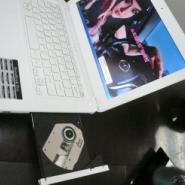 13寸带DVD刻录光驱上网本厂家图片