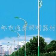 江苏扬州路灯图片
