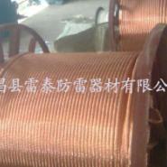 山东铜包钢接地极厂家图片