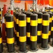 邢台防撞桶/衡水警示柱图片