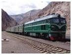 供应青岛到Tashkent塔什干散货整柜铁路图片