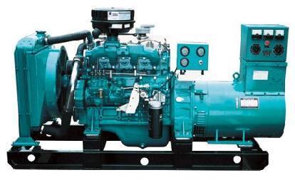 供应四会100KW自动化柴油发电机组