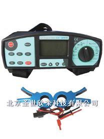 通用接地/绝缘电阻测试仪MI2088图片