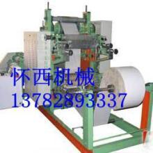 供应纸加工机械,餐巾纸复卷机