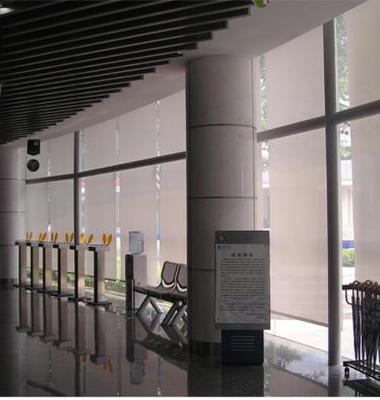 办公室电动窗帘遮阳帘图片/办公室电动窗帘遮阳帘样板图 (4)