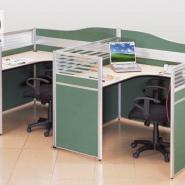 广州屏风办公桌2023图片