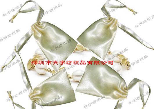 供应珠宝首饰袋子元宝袋子金银钻袋子
