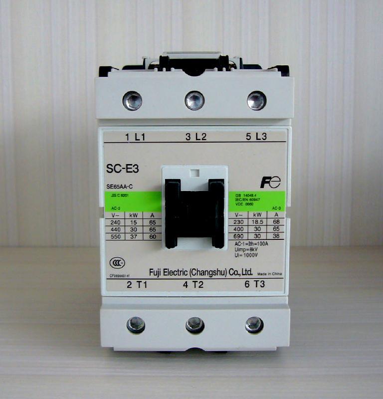 供应富士SC系列交流接触器