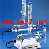 供应用高硼硅玻璃蒸馏器
