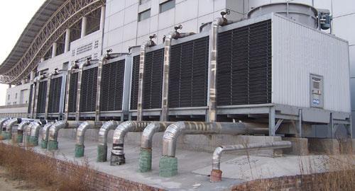 供应FRP冷却塔 厂家设计