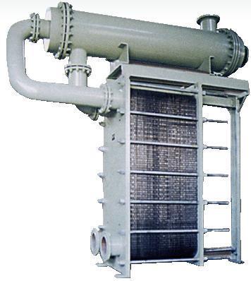 供应高温汽水板式换热器