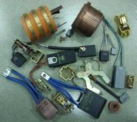 供应大型电机滑环集电环图片