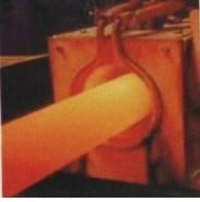 中频感应透热炉感应器图片
