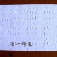 供应热转印空白拼图A5拼图照片拼图 图片|效果图