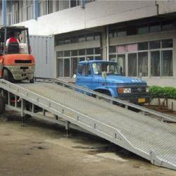 供应出售移動式登車橋