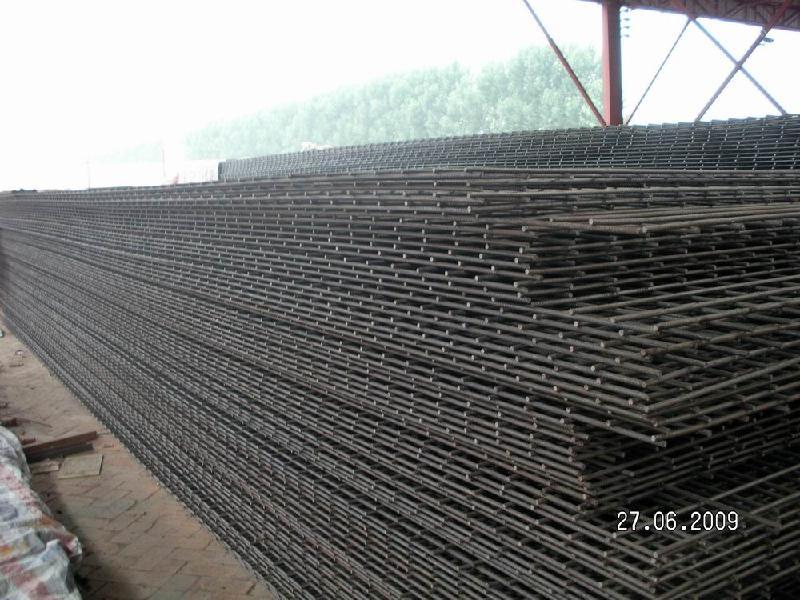 供应12米长D10冷轧带肋钢筋网现货销售