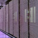LED户外条形固定超大全彩显示屏图片
