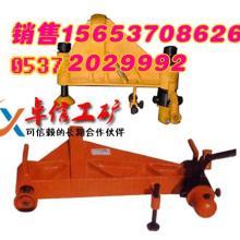 供应600型液压弯道器专业生产30-50公斤/米钢轨专用图片