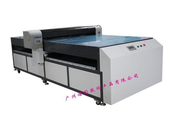供应广州皮凉席数码印花机竹材打印机 木材打印机图片