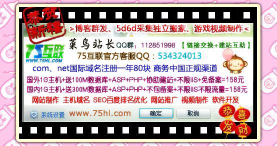 宁夏网站推广
