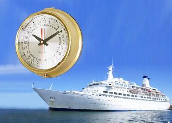 船舰船舶用钟图片