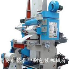 供应2色无纺布印刷机
