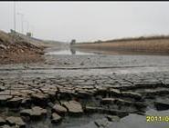 污水河道淤泥清理图片