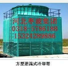 供应山东冷却塔设计,普通型方形逆流