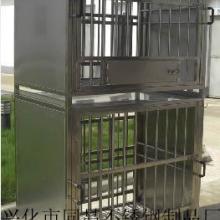供应供两层不锈钢狗笼图片