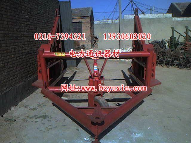 供应电缆盘绕线车河北电缆盘拖车