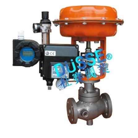 供应气动保温调节阀气动保温调节阀参数图片