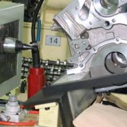 发动机类气动打号机/智能气动打标图片