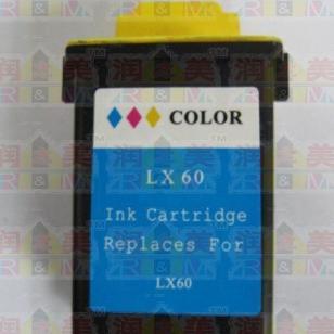 利盟17G0060A带喷头墨盒图片